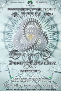 Desert Dwellers & EarthCry w Antandra