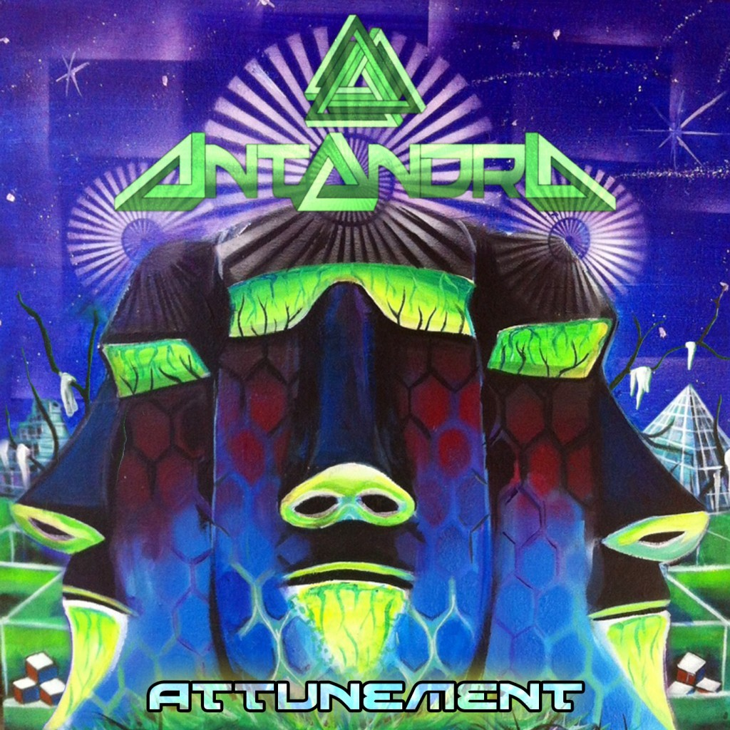 'Attunement' Dropping 12.13.14