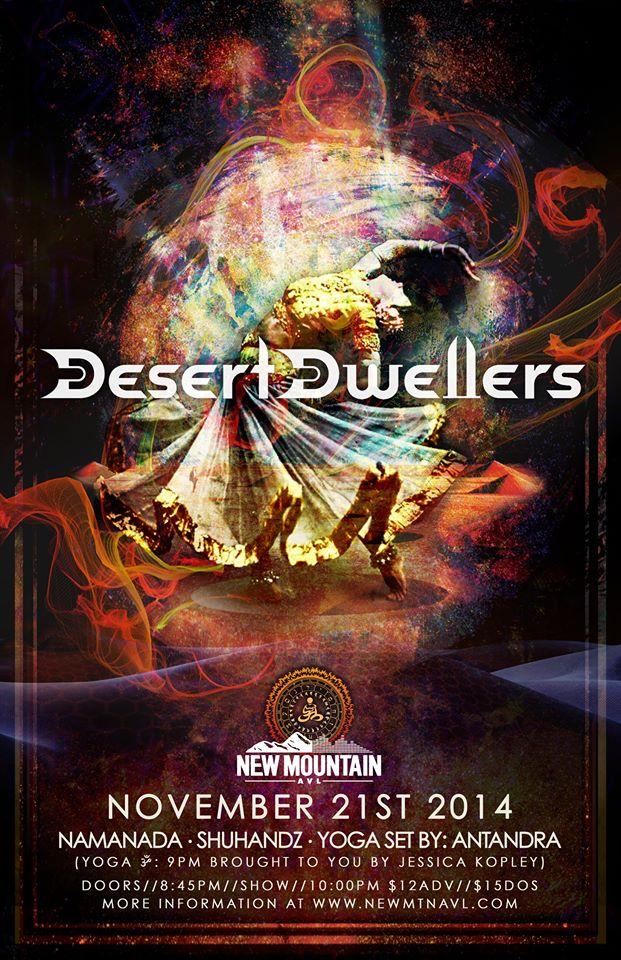 Desert Dwellers Asheville