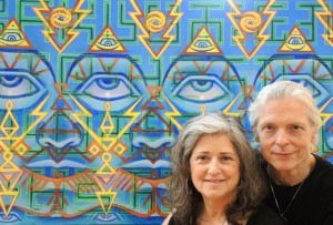 Allyson Grey and Alex Grey