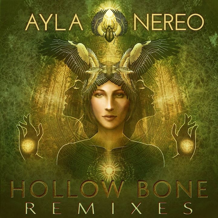 Ayla Nereo Remix Compilation album cover