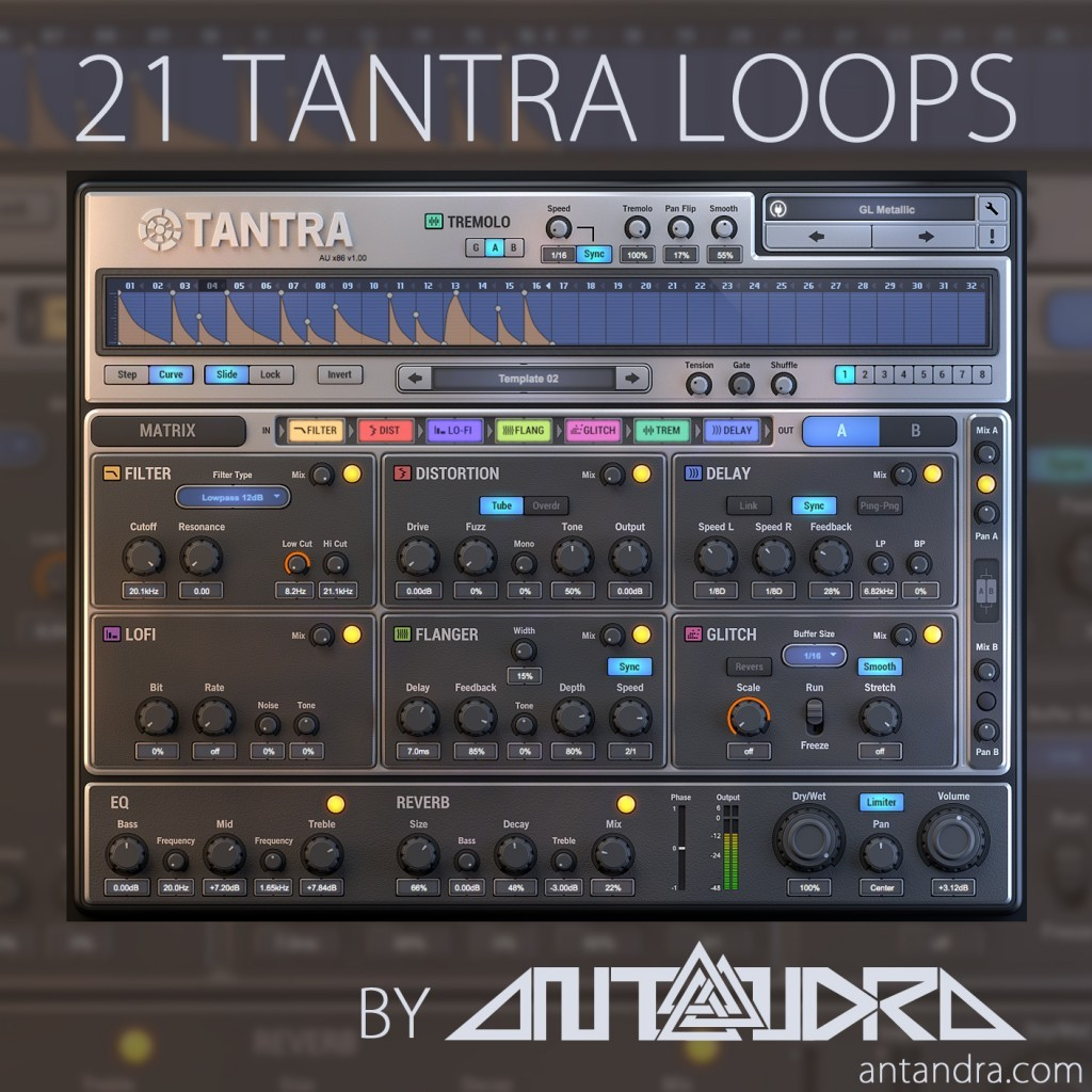 21 Tantra Loops by Antandra
