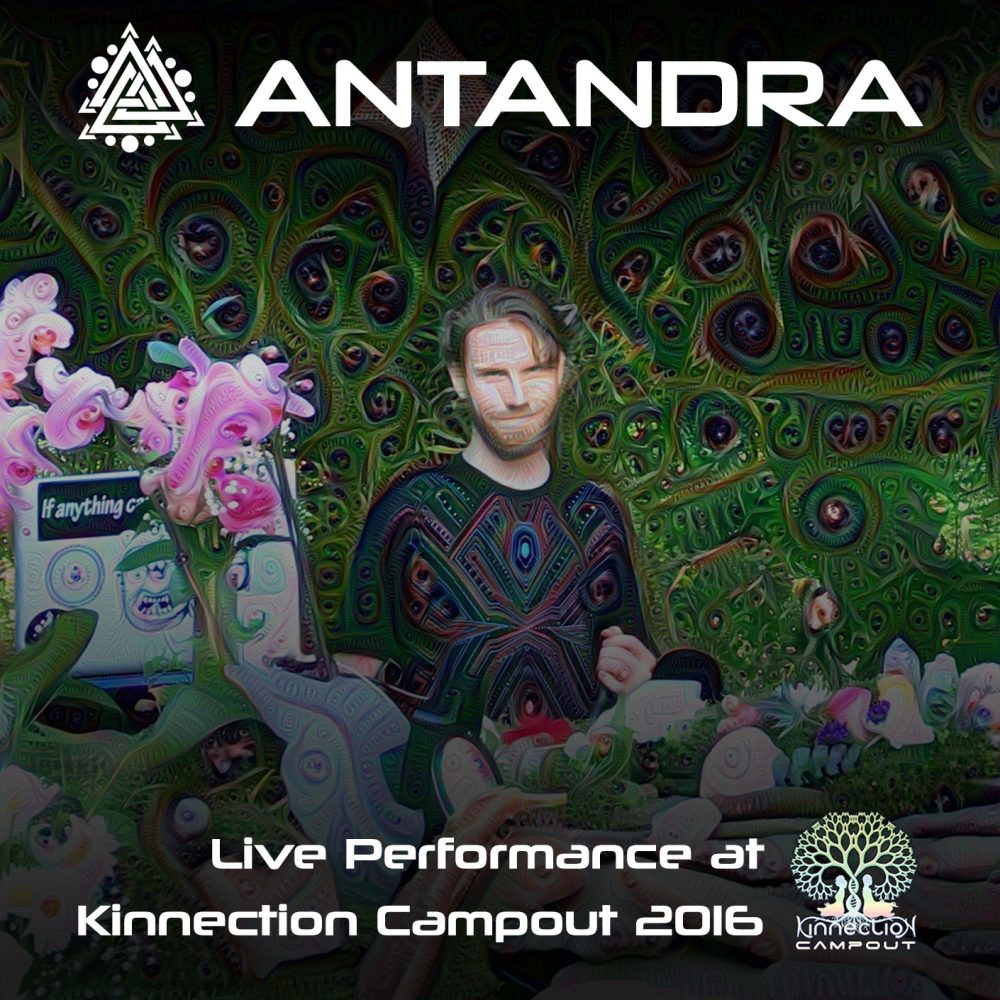 Antandra Live at Kinnection Campout 2016 (Free DL)