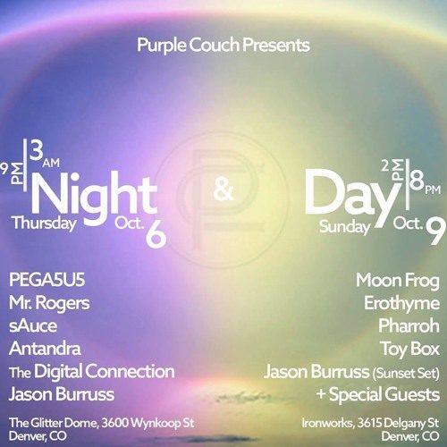 Day & Night Dub Mashup (Free DL)