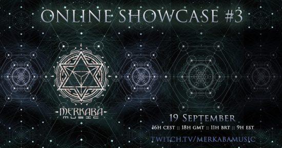 Merkaba Music Online Showcase #3